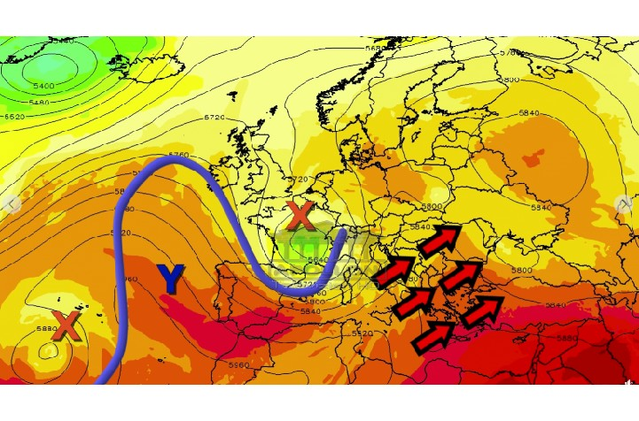 """Fenomeni """"Liqeni i ftohtë"""" rrezikon edhe Shqipërinë! Metereologu grek bën paralajmërimin"""