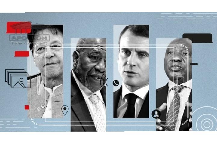 """E BUJSHME/ Mes 14 udhëheqësve botërorë, Emmanuel Macron ka qenë nën përgjim nga programi i """"rrezikshëm"""" Pegasus"""
