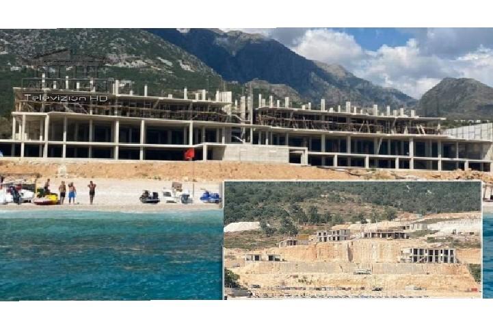 Betonizohet Dhërmiu, masakër në një nga plazhet më të bukura shqiptare