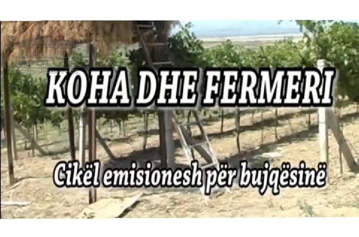Koha dhe fermeri - Kolonjë, me fermerin Bashkim Sulçe