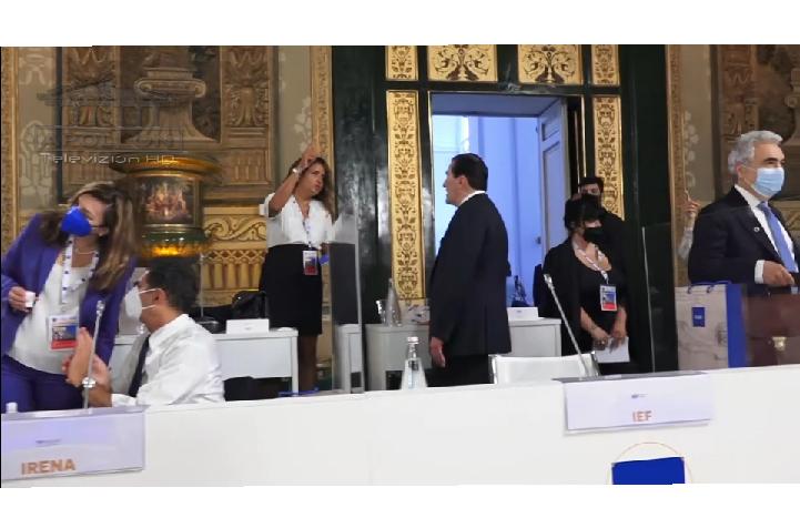 TAKIMI I G20, MINISTRAT ZOTOHEN PËR TË LUFTUAR KUNDËR NDRYSHIMEVE KLIMATIKE
