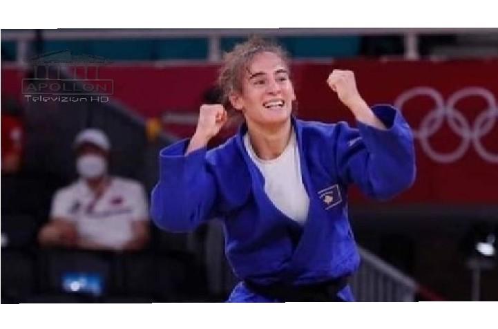 Kosova bën historinë në Lojërat Olimpike, merr medaljen e dytë të artë! Nora Gjakova shpallet Kampione Olimpike në Tokio