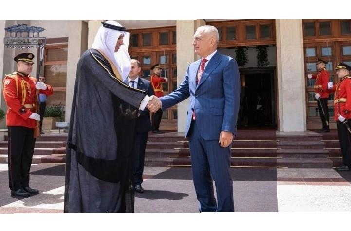Meta takim me Ambasadorin e ri të Arbaisë Saudite: I bindur se përpjekjet tuaja do të forcojnë marrëdhënien mes dy vende tona