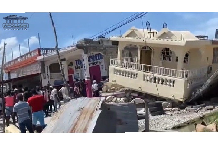 Bilanc TRAGJIK, 227 viktima nga tërmeti i fuqishëm në Haiti