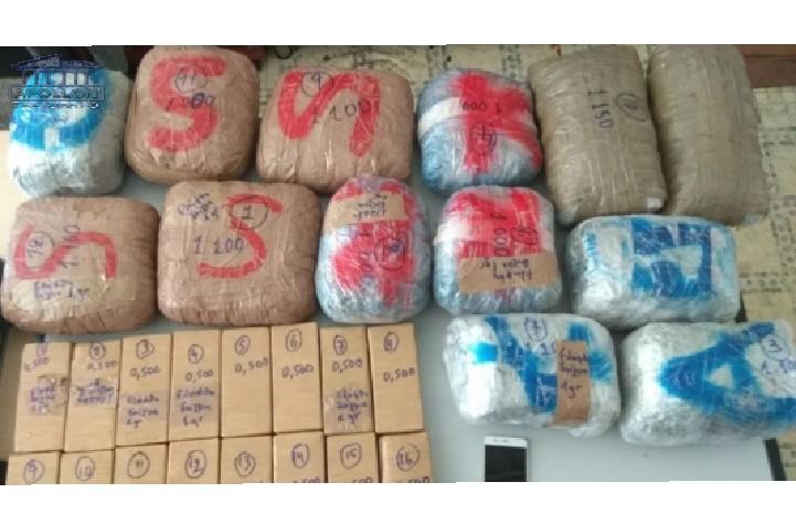 Kanabis dhe heroinë, mediat greke: Si u çmontua organizata kriminale, 'koka' siguronte drogën në Shqipëri dhe koordinonte transportin