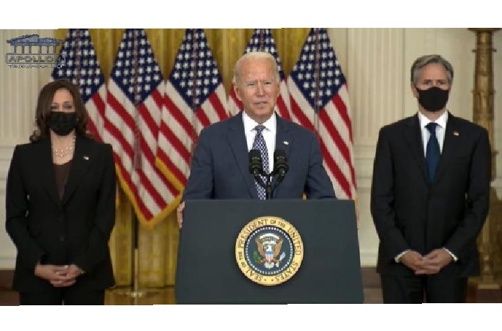 Presidenti Biden: Çdo amerikan që do të vijë në shtëpi, ne do ta sjellim! Paralajmërimi për talebanët: Nëse sulmojnë, përgjigja do jetë e fuqishme