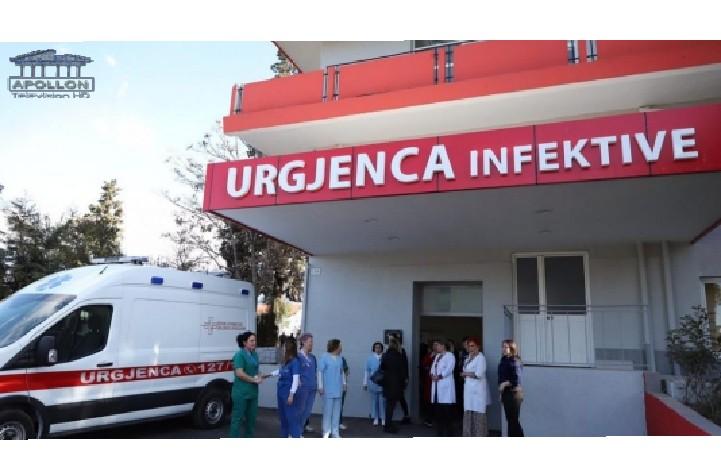 SHIFRA TRAGJIKE/ COVID-19 u merr jetën 5 qytetarëve, mbi 1000 të infektuar në 24 orët e fundit
