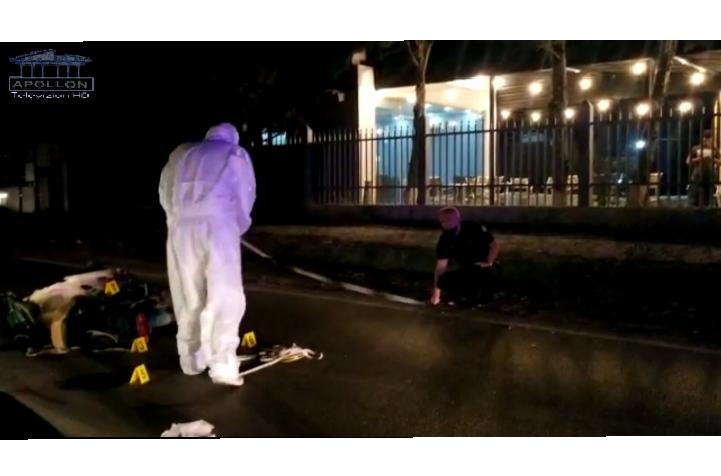 """Motorri përplas për vdekje 50- vjeçarin te """" Rotondoja e parkut"""""""