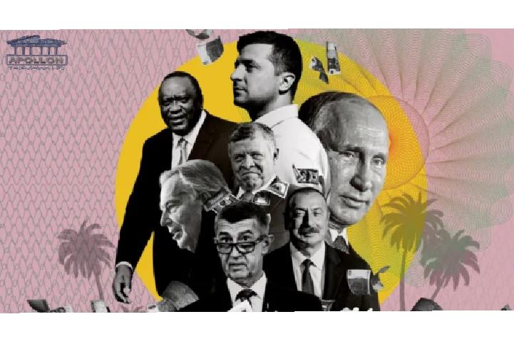 Pandora Papers: Dalin mbi 6 milionë dokumente sekrete në PARAJSA FISKALE, EKSPOZOHEN pasuritë e dhjetra LIDERAVE BOTËRORË! A ka shqiptarë?