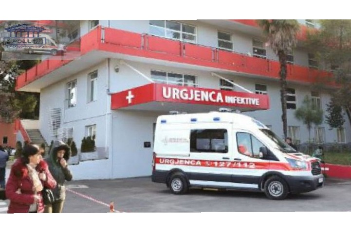 Rriten infektimet nga Covid-19, 8 humbje jete në 24 orët e fundit, mes viktimave një 5-vjeçar dhe një 38-vjeçar nga Elbasani