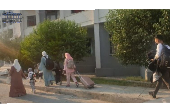 Do iknin nga Shqipëria me dokumente false, arrestohen 2 afganët e akomoduar në Shëngjin